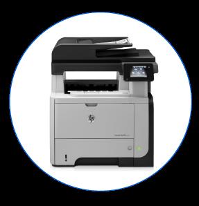 HP LaserJet Pro M521