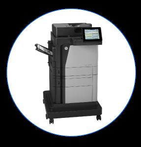 HP LaserJet  Enterprise M630