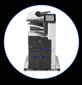 HP LaserJet M775
