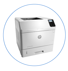HP LaserJet M605