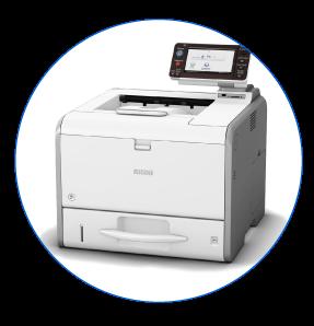Impresoras DIN A4 RICOH madrid