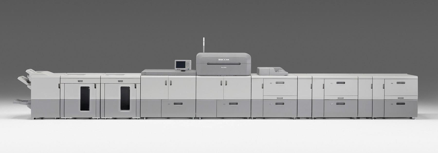 Impresoras de alta produccion