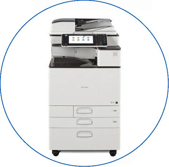 fotocopiadora multifuncional A3 color ricoh
