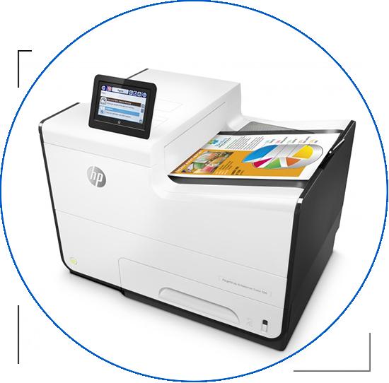 Impresoras DIN A4 HP madrid