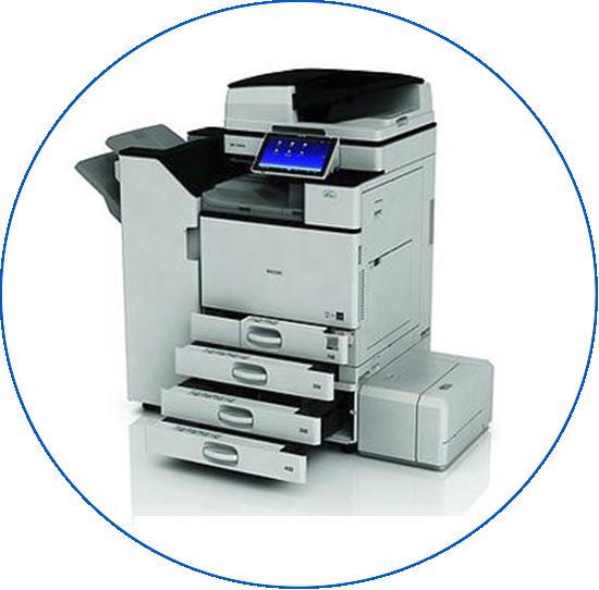 fotocopiadora multifuncional color coslada