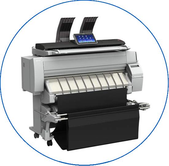 Impresoras gran formato coslada