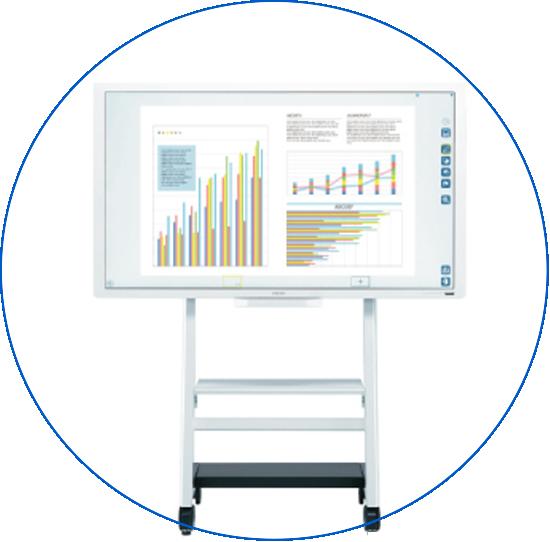 La solución integral para presentaciones interactivas