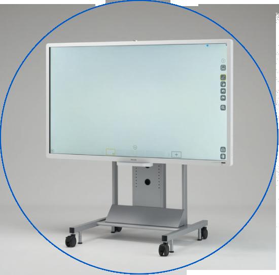 pantallas interactivas Coslada