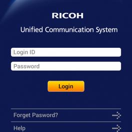 APP UCS by RICOH