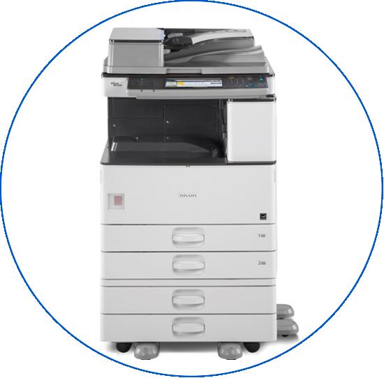 fotocopiadoras multifuncinales coslada