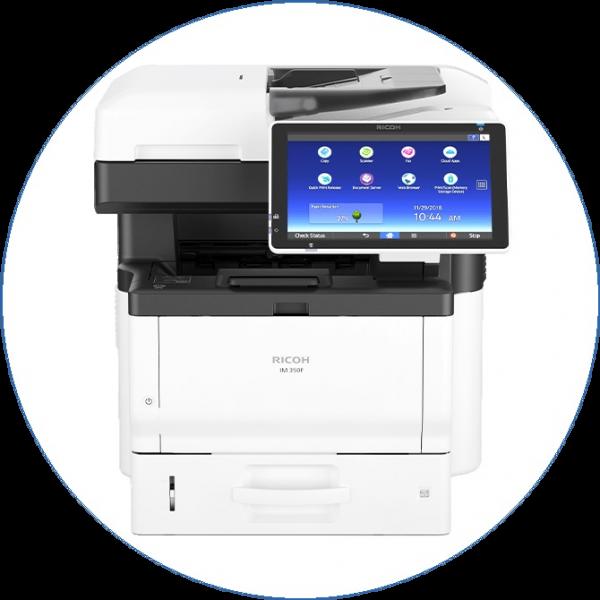 fotocopiadora multifuncional byn coslada