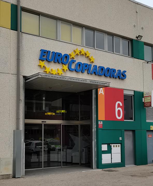 eurocopiadoras